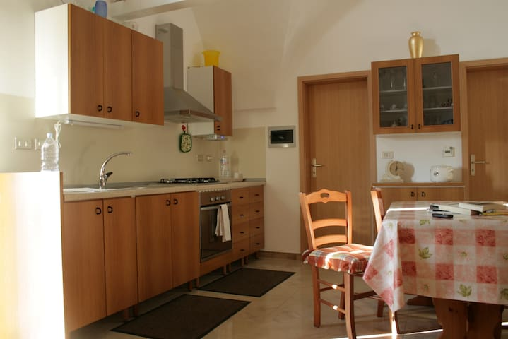 Nido tranquillo immerso nel verde - Sannicola - Wohnung