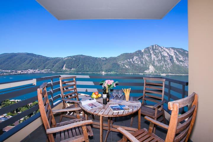 Campione Splendid Lake - Campione d'Italia - Huoneisto