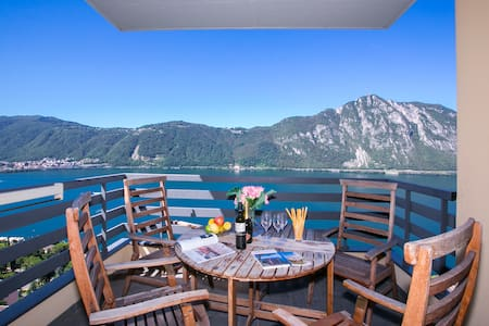 Campione Splendid Lake - Campione d'Italia - อพาร์ทเมนท์