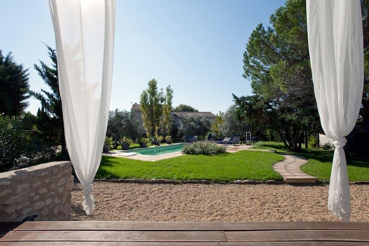 Charmante maison avec piscine-Arles - Arles - Rumah