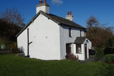 Romantic hillside cottage - Ulverston - Huis