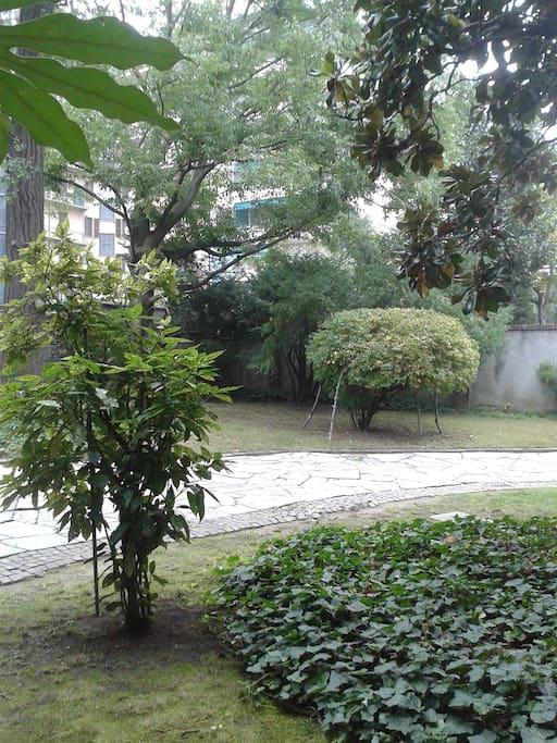 Garden - Giardino condominiale