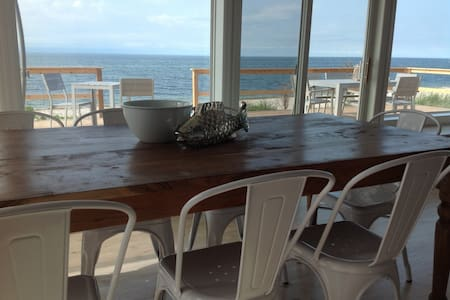 3BR Luxury Beach House sleeps 10  - Wading River
