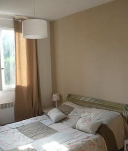 Chambre Agathe dans villa agréable - Anglet - Bed & Breakfast