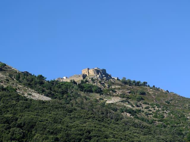 Giglio Island