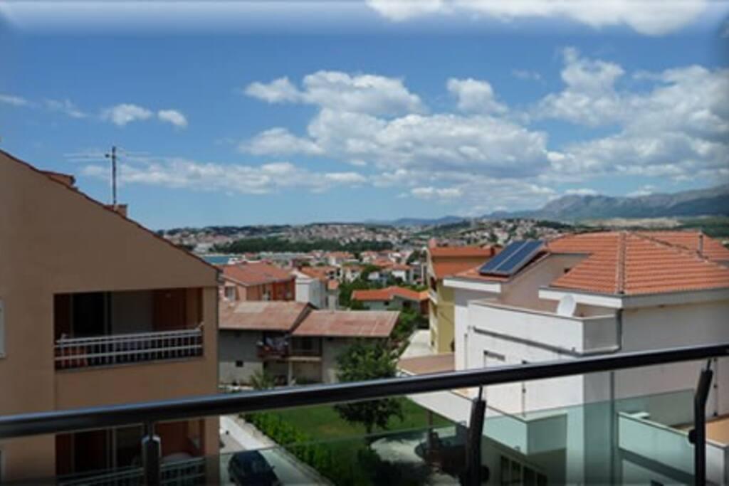balcony view - daytime