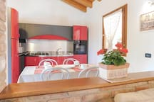 Holiday apartment with 2 bedrooms on 90m² in Castelfranco Veneto TV