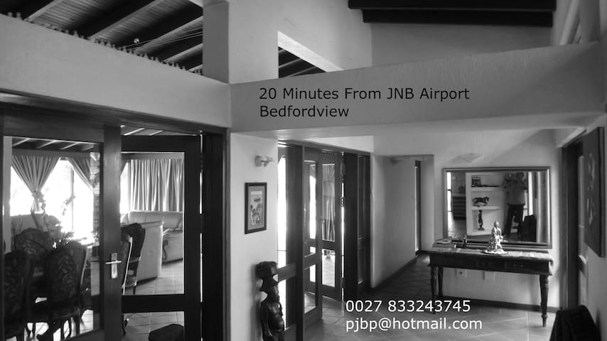 New! 20 minutes from airport - Bedfordview, Johannesburg - Haus