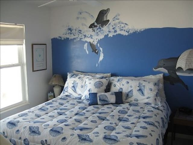 The Pink Palace - Surf City - Bed & Breakfast