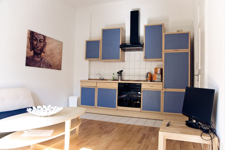 Spacious 4 Person Loft near the Uni - Hamburgo - Loft
