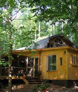 Unique Peaceful Mountain Home - Hus