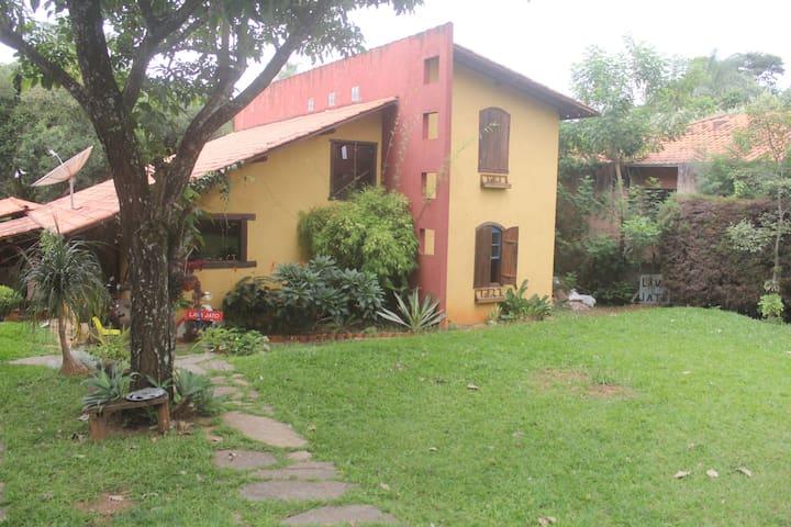 Charmy house 30mins to Inhotim. - Brumadinho - Huis