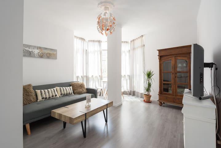 L'appartement de centre-ville avec vue sur le parc - Malaga - Appartement