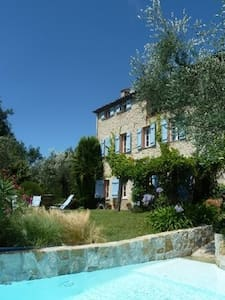 STUNNING PROPERTY VERY WELL LOCATED - Mouans-Sartoux