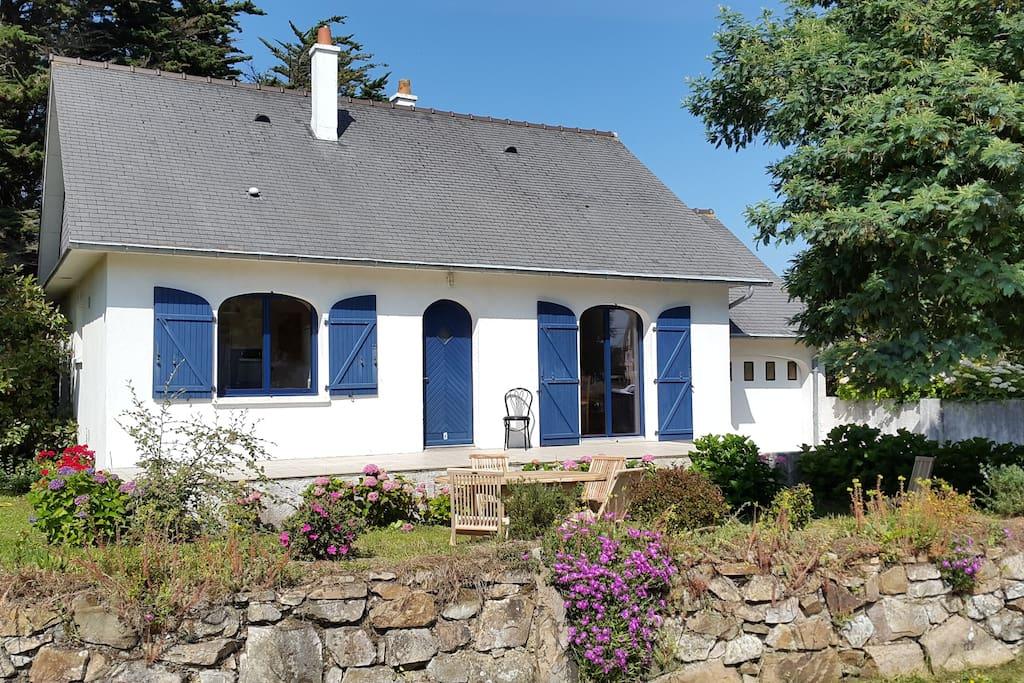 Petite maison bretonne