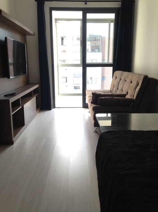 Sala + sofá cama