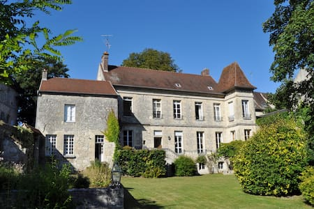 18th Century Manor 45mn from Paris - Crépy-en-Valois - Haus