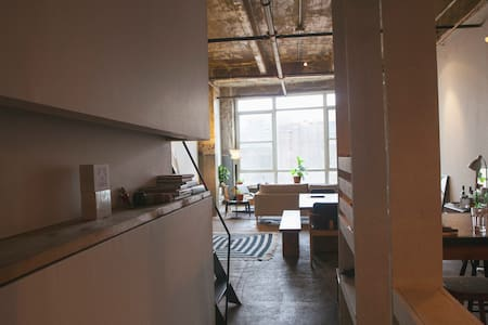 Lovely LOFT in south Williamsburg