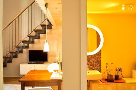 Maisonette Apartment in Kreuzberg