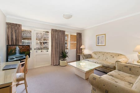 Argyle Apartments - Canberra City - Reid - Huoneisto