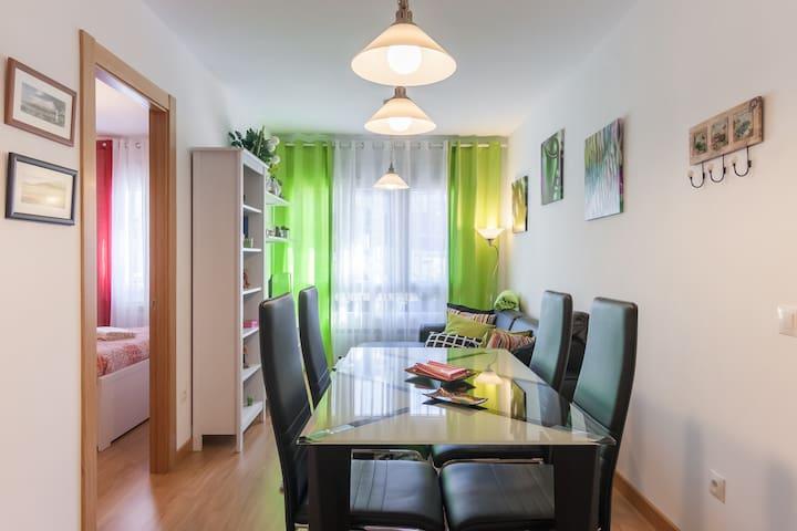 Dávila park's apartment WIFI