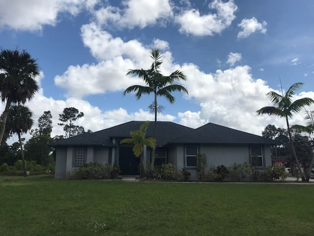 House on Dryden - West Palm Beach - Huis