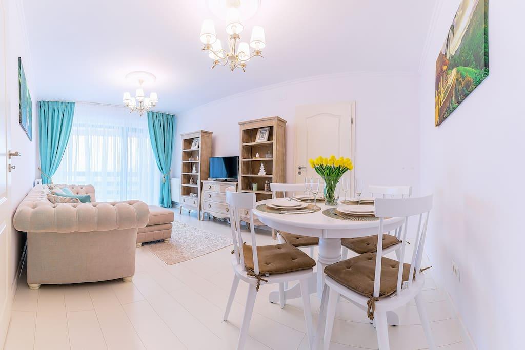 Vanilla Residence Predeal-living 2