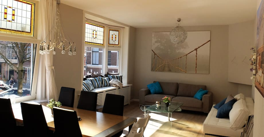 Beautiful apartment in City Centre - Haarlem - Apartamento
