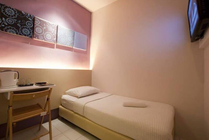 Bukit Bintang Single Room - Kuala Lumpur