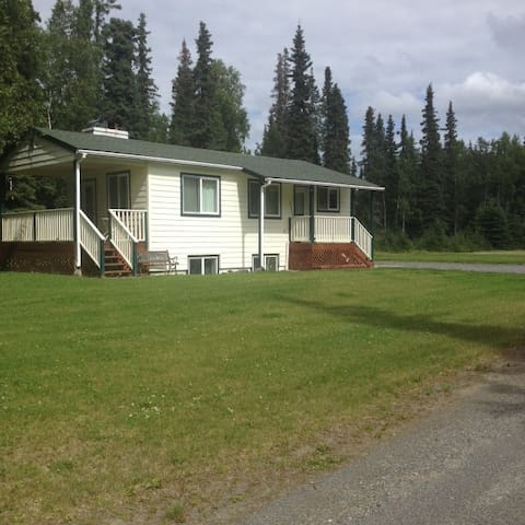 4 Bedroom Home in Kenai, Alaska