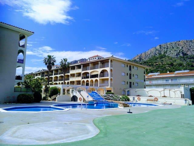 Estartit, Illes Medes, apartamento reformado, WIFI