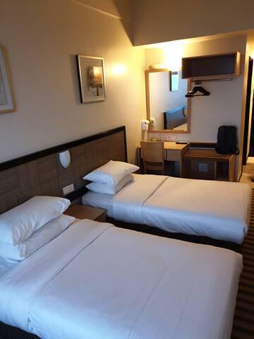 Resorts World Genting - First World Hotel Room
