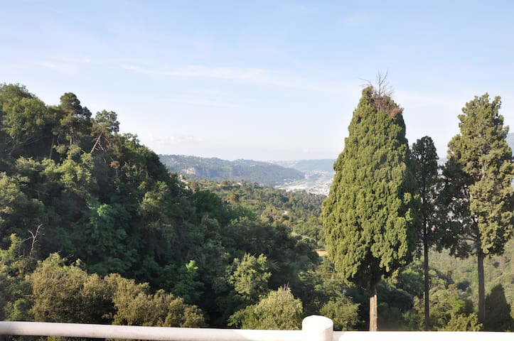 Charmant appartement proche de Nice - Castagniers - Apartment