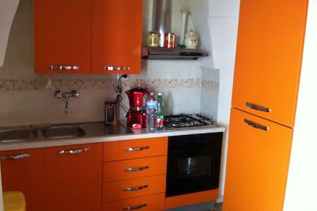 Accogliente casa con volte a stella - Caprarica di Lecce - House