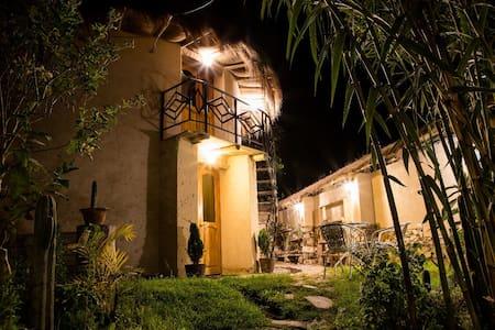 hotel écologique Ekokuelap