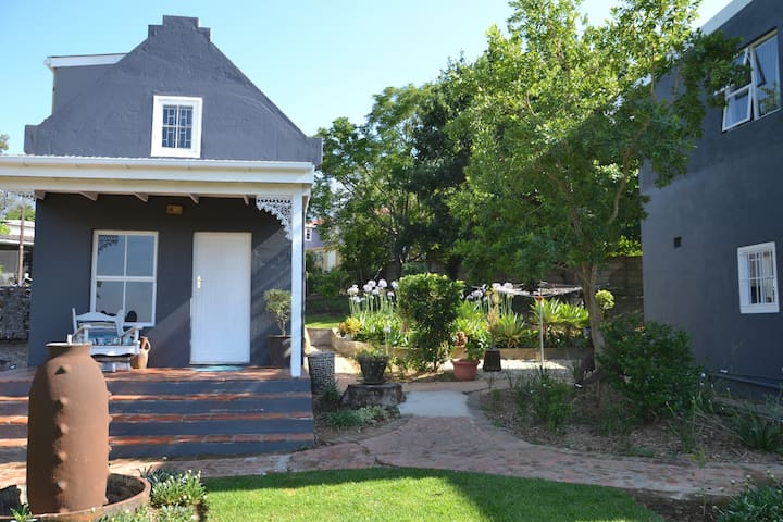The Haven Self Catering Cottage - Swellendam - Apartment