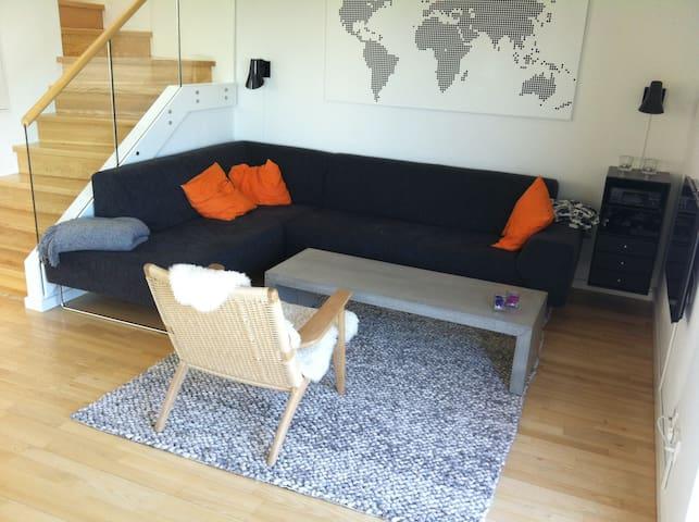 Praktisk, enkelt og hyggeligt - Skanderborg - House