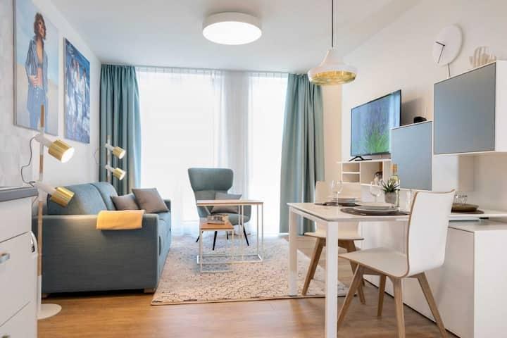 Ferienwohnung/App. für 3 Gäste mit 40m² in Nordhorn (146414)