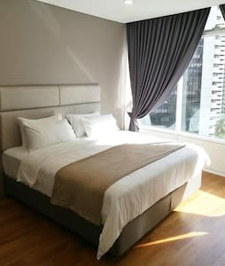 500m to Petronas Twin Tower Cozy Room 3 - 吉隆坡 - 公寓