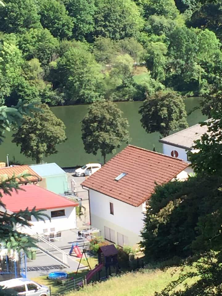 Luftkurort Perle des Neckartals. A1.