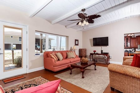 Casa De La Arena 4 bedroom home in Pensacola Beach - House