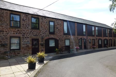 THE COACH HOUSE, Nr Silloth, Solway Coast - Silloth