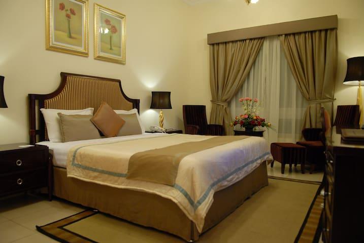 Elegant Family two bedroom Apt at Al Deira Dubai.