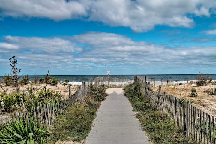 Get your vitamin sea from the shores of Dewey Beach!