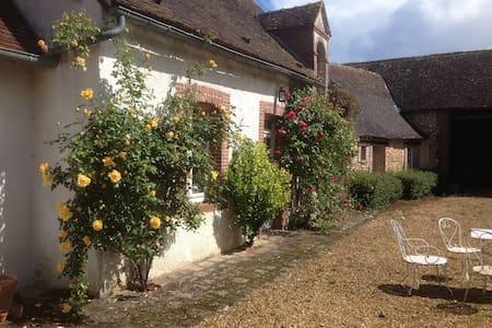 Une Maison à la campagne à deux pas de Paris - Le Boullay-Mivoye - Casa