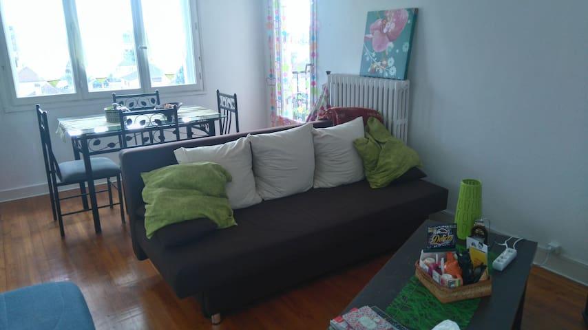 chambre meublée - Vernouillet - Leilighet