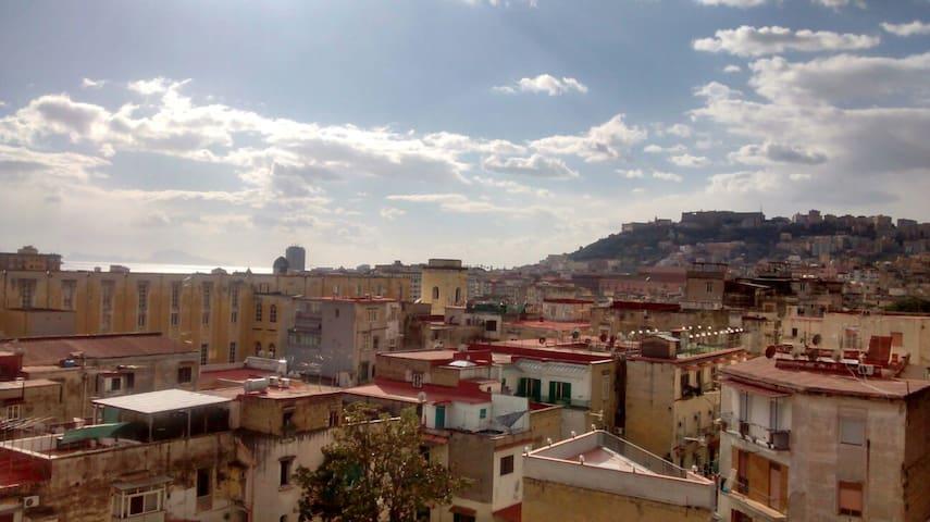 Vita nova, rifugio accogliente nel cuore di Napoli - Napoli - Apartment