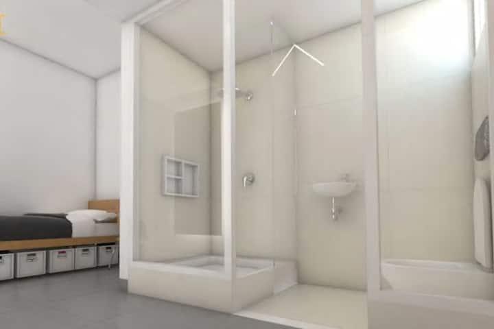 Cho thuê chung cư mini đủ đồ số 78 phố Nguyễn Lân