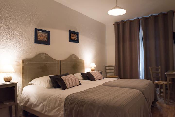 chambre de 19 m2