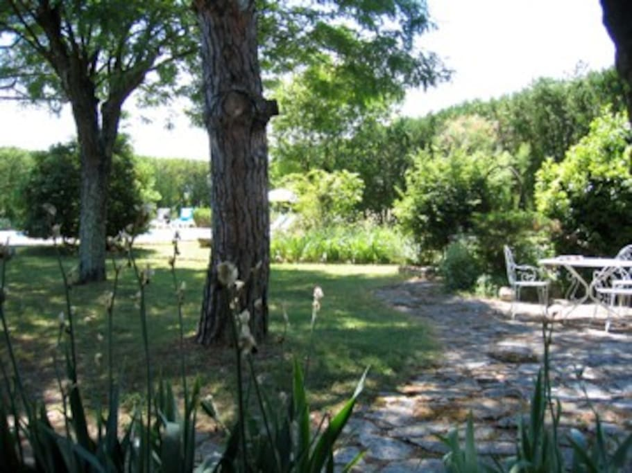 Jardin - Lou Magnan